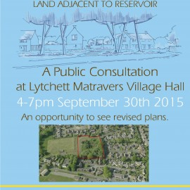 Public consultation for Purbeck Land road