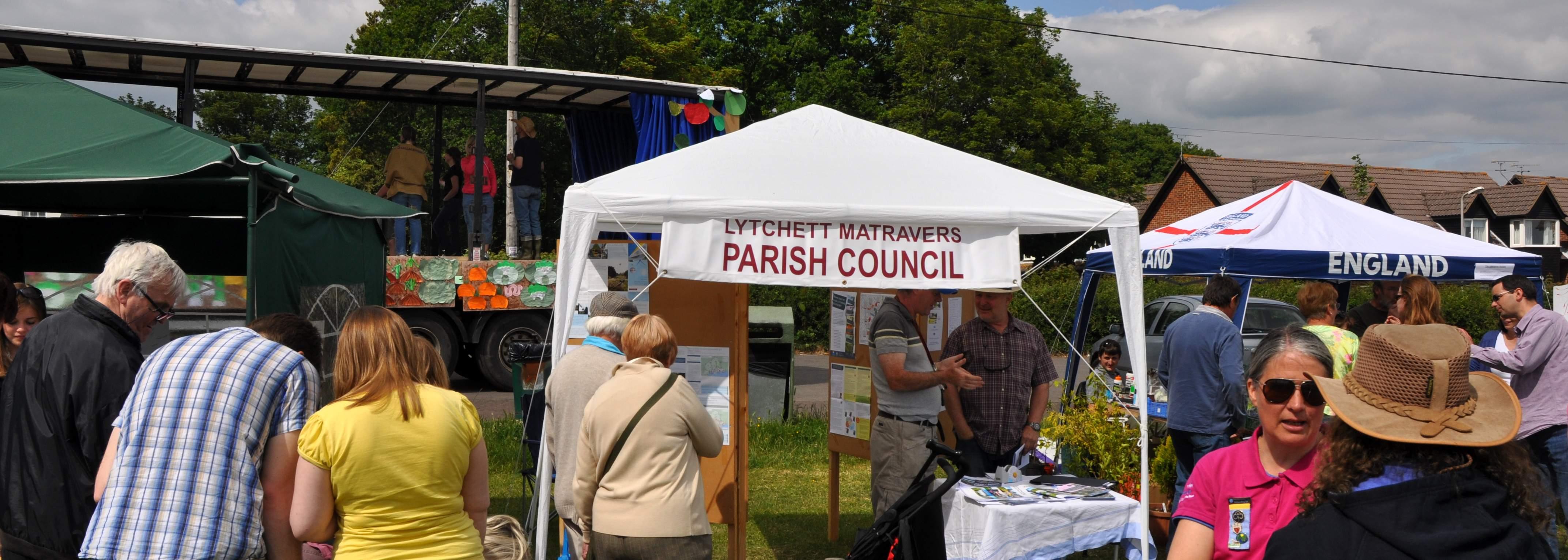 The Parish Council needs you!