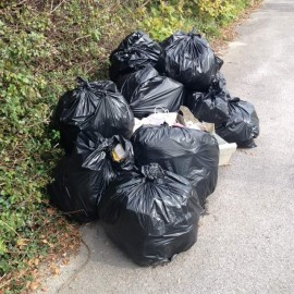 October Litter Pick Update