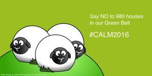 CALM 2016 Say NO