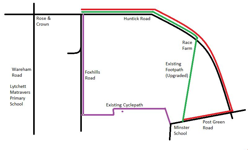 Cyclepath plans