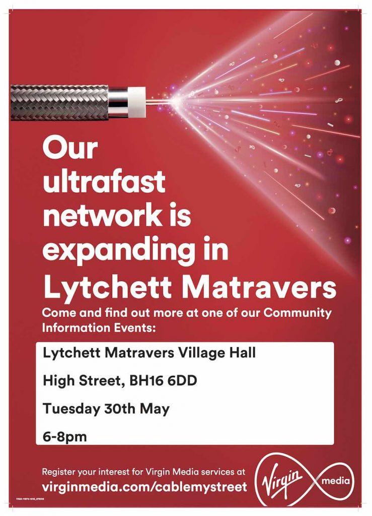 Lytchett Matravers Virgin Media