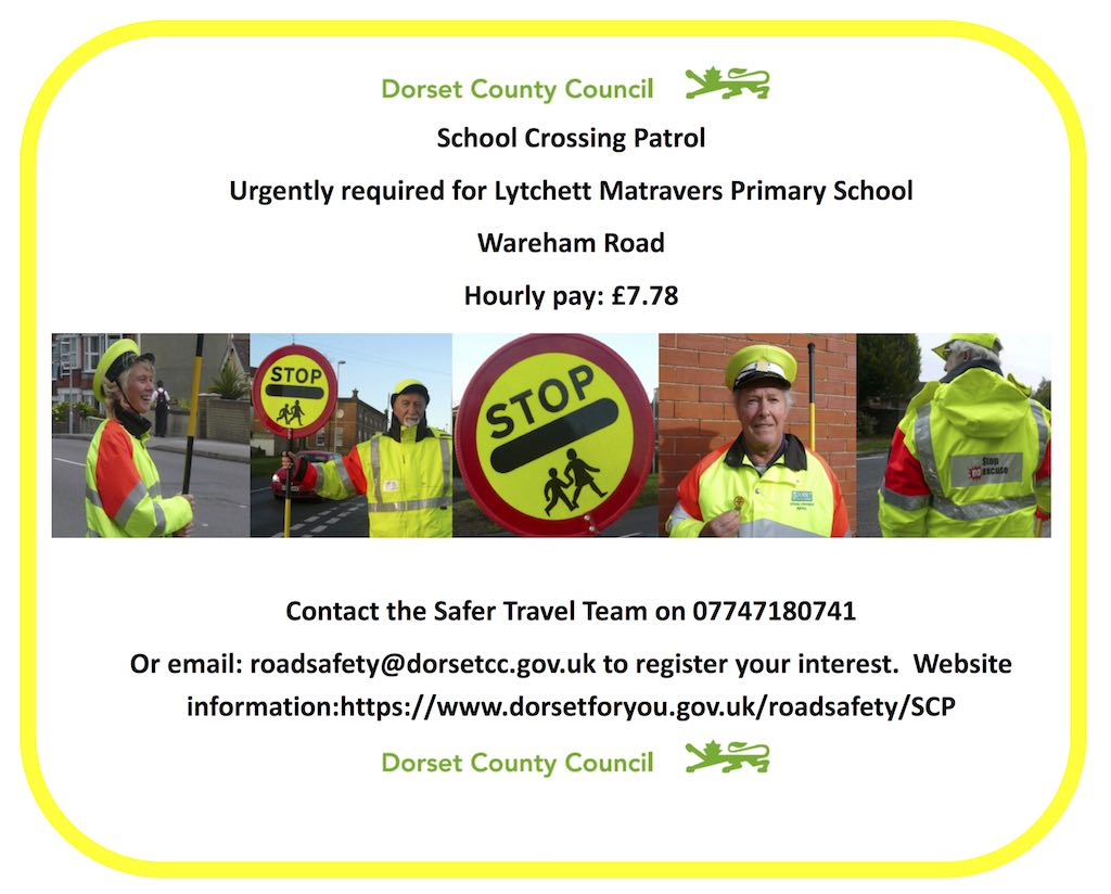 School crossing patrol 2018