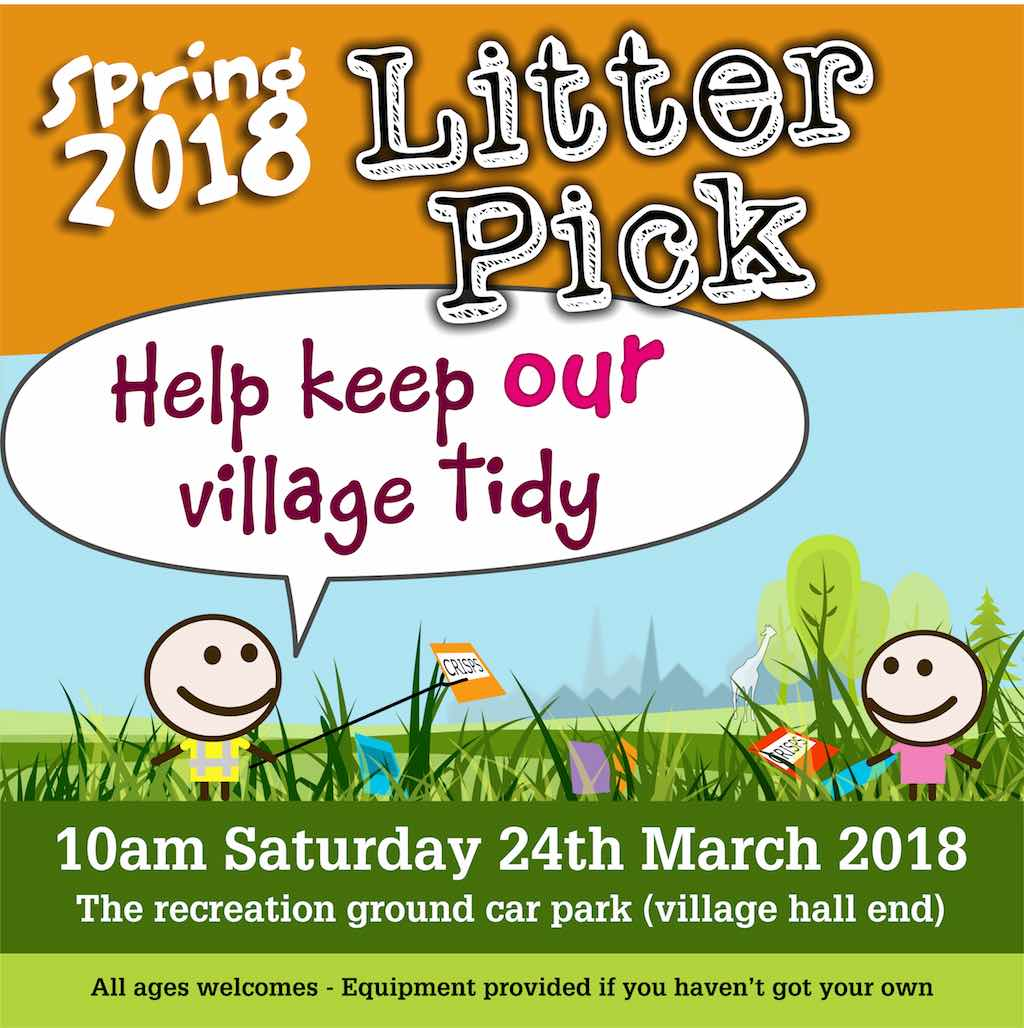 LMPC Litter Pick March 2018