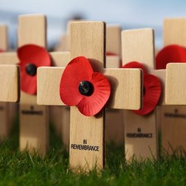 Temporary road closure for Remembrance Parade, 10th November 2019