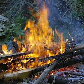 Bonfires – please consider your neighbours and stay safe