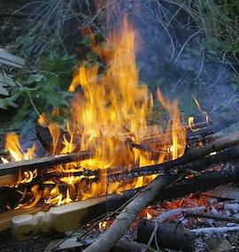 bonfire alert