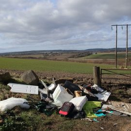 How you can help tackle fly-tipping during the Coronavirus pandemic